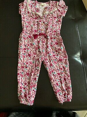 c57a644c9364 TODDLER GIRLS ALL In One Jumpsuit Jessica Simpson Size 18 24 Months ...