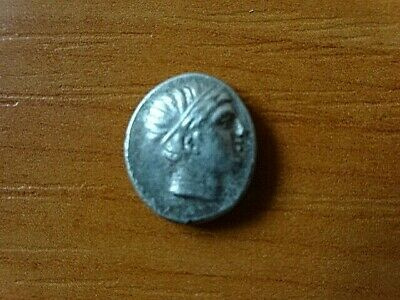 Philip II Macedon 359-336 BC Silver Tetrobol Ancient Greek Coin