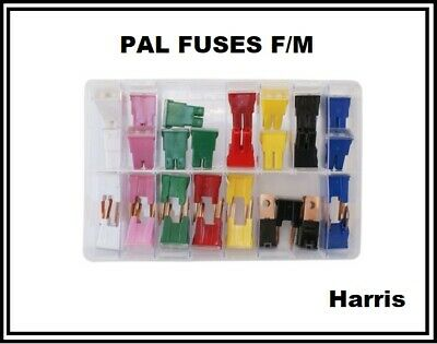 FORD ASSORTED MAXI BLADE FUSE *20//30//40//50//60//70//80//90//100//120 AMP* TOP QUALITY
