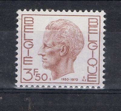 Belgium 1970 King Baudouin Birthday SG 2163  MNH