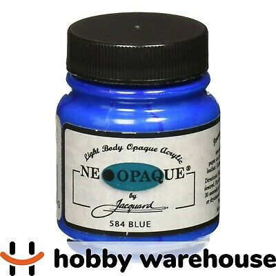 Jacquard Neopaque Acrylic - Blue 70ml