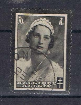 Belgium 1935 Death of Queen Astrid  SG 713 Used