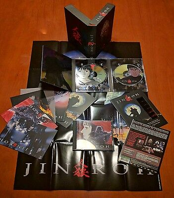 JIN-ROH - Édition Collector Limitée DVD Box Mamoru Oshii Limited Edition anime