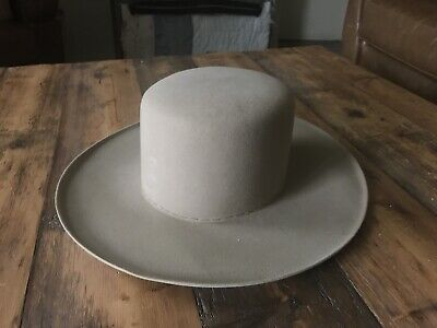 Rand s Custom Western Cowboy Hat 1865 Boss Of The Plains SASS Gus Stetson 7  1  48064f4d8f4c
