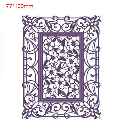 Metal Cutting Dies Embossing create Stencil Card make designed Frames and Tags