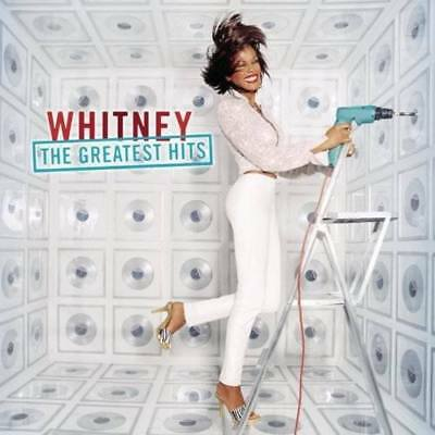 Whitney Houston (The Greatest Hits 2Cd Set - Sealed + Free Post)