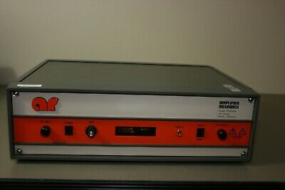 Amplifier Research 75A250A Amplifier, 10Khz - 250Mhz, 75W Calibrated & Warranty