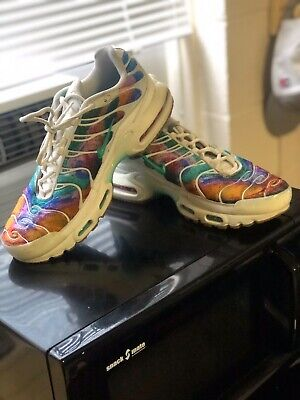 new product 6f0d7 f445f Nike Air Max Plus PRM. Size 10.5. Men s Running Sneakers. 815994 004