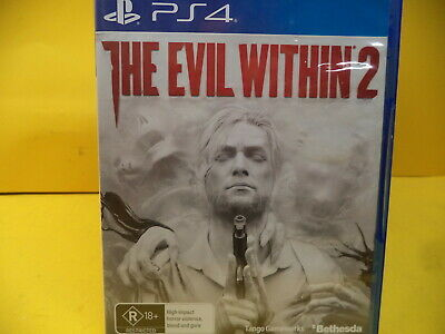 The Evil Within 2 Sony Ps4 Game