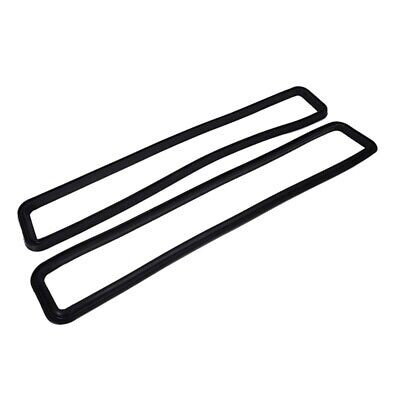 For Land Rover Series & Defender Bulkhead Vent Seal Rubber X2 - MUC4299 K5R5