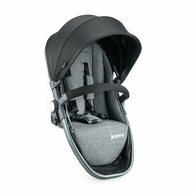 Joovy Qool Second Seat Charcoal