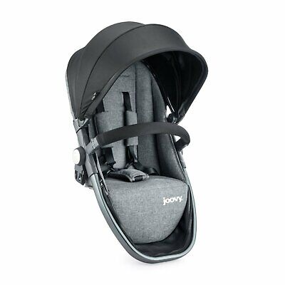 Joovy Qool Second Seat Grey Melange