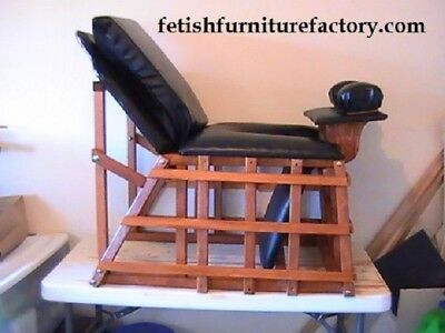 Face Sitting Queening Chair Bdsm Furniture Femdom Smother Diy