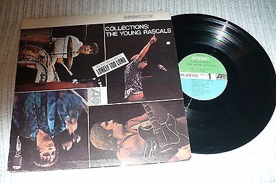 The Young  Rascals LP, Collections, ATCO SD 8134, 1967, VG+