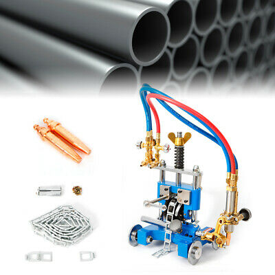 Manual Pipe Cutting Beveling Machine Torch Track Cutter for Pipe φ100-600mm USA