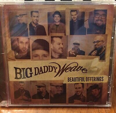 Big Daddy Weave Beautiful Offerings CD NEW SEALED