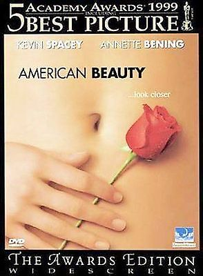 [New] American Beauty (DVD, 2000) Limited Edition Kevin Spacey Annette Bening