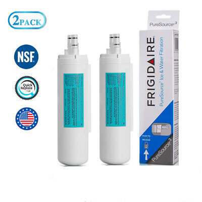 2 PACK Fits Frigidaire WF3CB Puresource LP15061 Refrigerator Water Filter