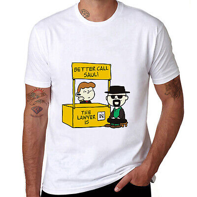Breaking Bad Funny Cotton Men T-shirt Short Sleeve Tee White Casual Cloth Tops
