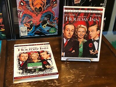 BRAND NEW SEALED DVD - Holiday Inn (Special Edition) BING CROSBY FRED ASTAIRE