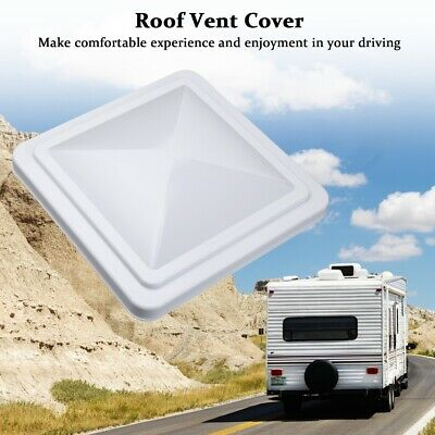 "14""X14"" Universal Replacement RV Roof Vent Cover Vent Lid For Camper Trailer"