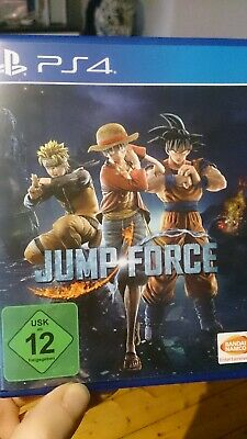 Jump force PS 4 Spiel