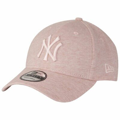 New Era 9Forty Cap - JERSEY New York Yankees bright pink