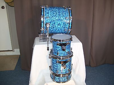 CUSTOM BUILT ELECTRONIC DRUM KIT (suit Roland and Alesis modules)