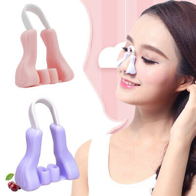 2019 Silicone Clip Reshape Nose Up Lifting Shaping Shaper Rhinoplasty Nose KM0s