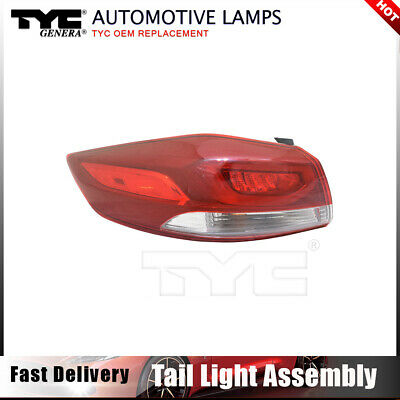 TYC Right Side Tail Light Lamp Assembly for Nissan NV200 2013-2014