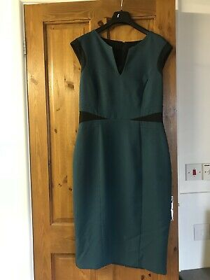 cfbf9002ce DOROTHY PERKINS EMERALD Green Dress - Size 12 - $4.20 | PicClick