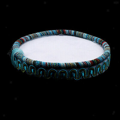 Wood Fabric Beading Board Beads Mat Beading Tray for DIY Sewing Embroidery