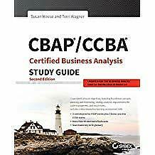 [PDF] CBAP CCBA Certified Business Analysis Study Guide, 2nd Edition by Susan We
