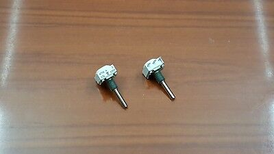 VISHAY P11S 1T0 AJS Y00 470k LINEAR POTENTIOMETER - 5% - Sold in pack of 2