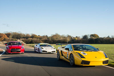 50% Off Driver Club Supercar Collection - Gift Voucher Present Track Day Driving