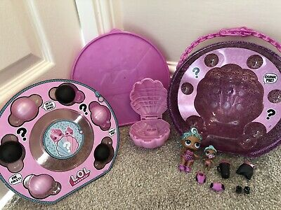 Lol Surprise Pearl Surprise Dolls And Accessories,  Purple Excellent Condition