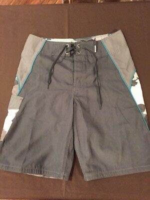 9c13136dfc MOSSIMO MEN'S SHORTS Board Swim Trunks New Without Tags Size 28 Cargo Camo