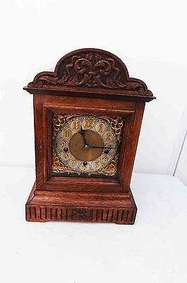 antique French bracket clock Westminster chimes