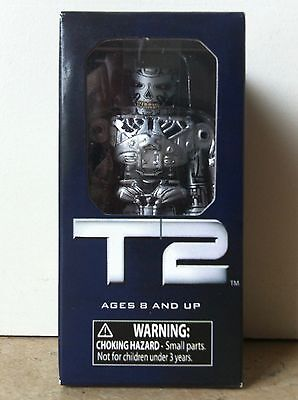 "Terminator 2 T2 Judgement Day ""endoskeleton"" Minimates Figure Toy Nib New 2009"