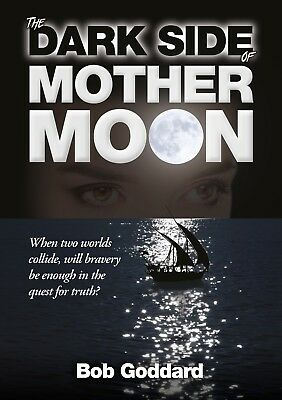 New book! The Dark Side Of Mother Moon, a great gift for a science fiction fan.