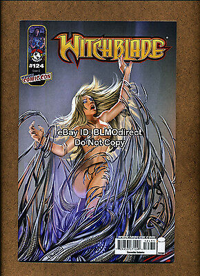 B39 2009 Witchblade #124 VF/NM NYCC Variant Edition New York Comic Con