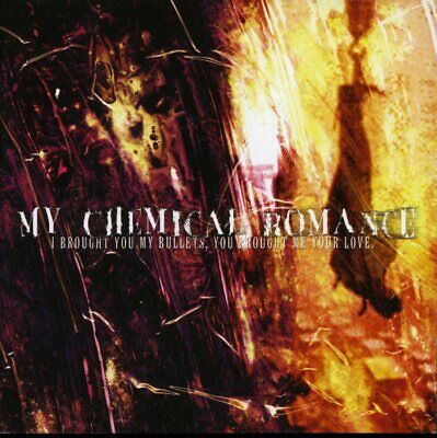 My Chemical Romance - I Bought You My Bullets, You Brought Me Your Love (CD) VG