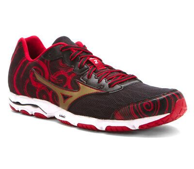 the best attitude 35a13 2608c MENS MIZUNO WAVE Hitogami 2 Running Shoes - New in Box Retail $99.99