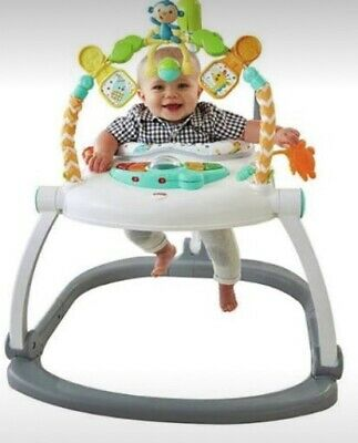 Fisher Price Carnival Space Saver Jumperoo