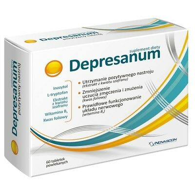 Depresanum 60 coated tablets  60 tabletek