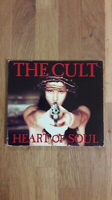 The Cult Heart Of Soul CD Single
