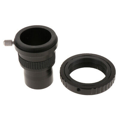 1.25 Inch Telescope Mount Adapter Ring Extension Tube for SLR Cameras