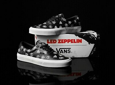 9e93a88a4fda58 VANS X SHOES - Led Zeppelin ERA Size 13 NEW IN BOX Sneakers 50th Anniversary
