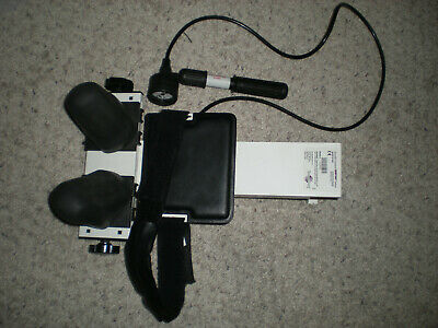Saunders Cervical Traction Hometrac Deluxe System BROKEN FOR PARTS OR REPAIR