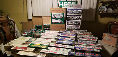 1968-2018 Hess Truck Collection 70 TOTAL TRUCKS 47 REG COMPLETE MINI  2 SPECIAL